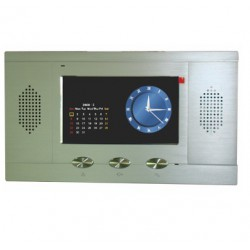 Bộ điện thoại gọi cửa, màn hình 3.5 TSC-701/18P